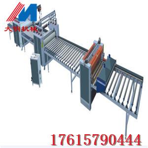 大明一体板设备 生产销售一体式生产线设备 大明制造-- 宁津县大明机械有限公司