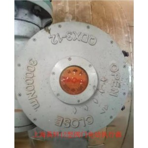 QDX3-D12涡轮电动蝶阀,DN1600电装蝶阀执行器